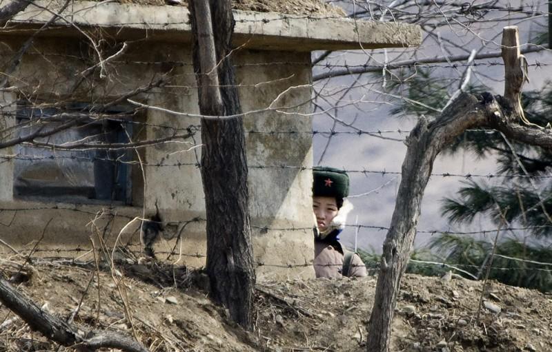 Подглядывая за Северной Кореей