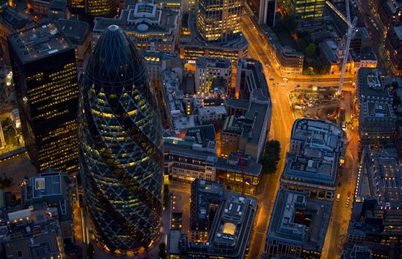 l22 17 800x517 Ночной Лондон   вид сверху. (Часть 2)