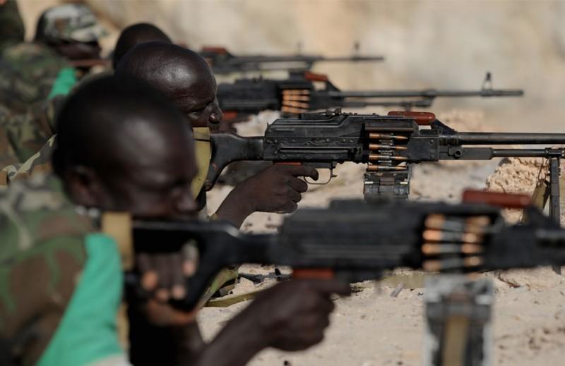 Борьба за контроль над Сомали