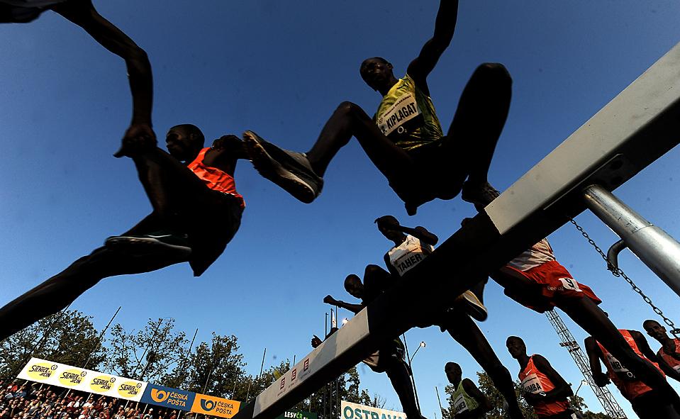 CZECH-IAAF-KEN-KEMBOI