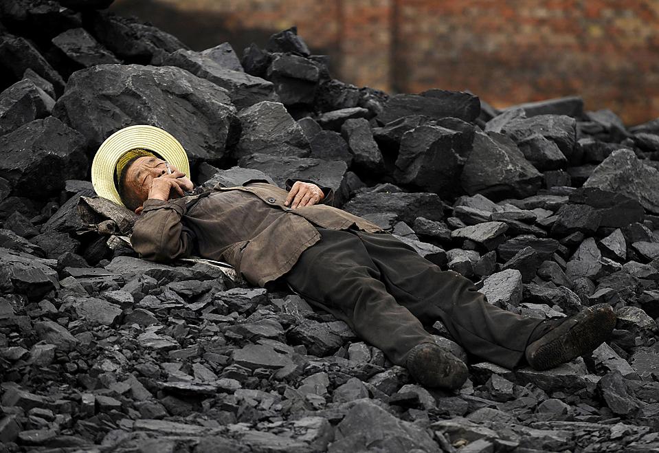 CHINA-COAL/