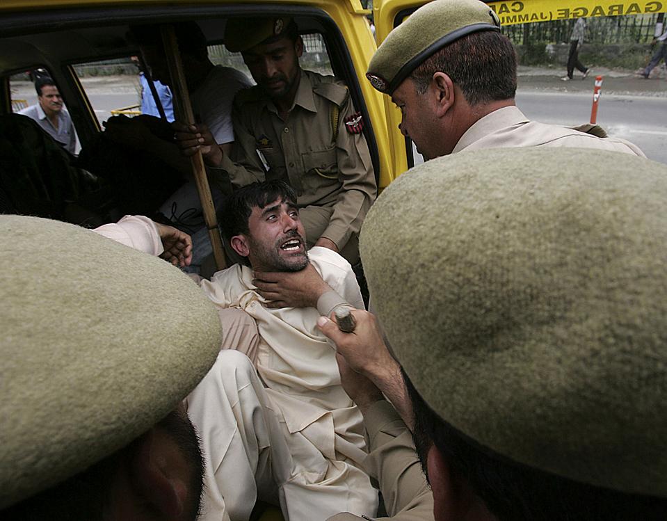 India Kashmir Protest