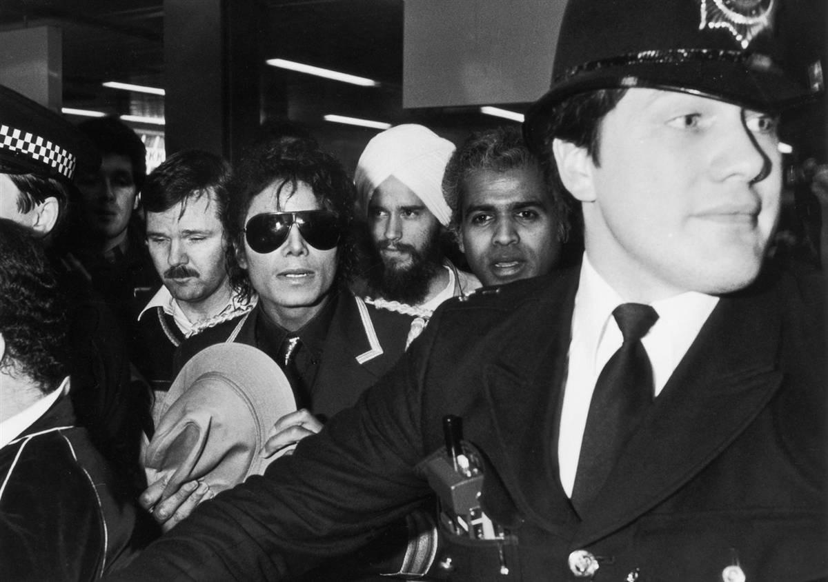 fotos cantante Michael Jackson
