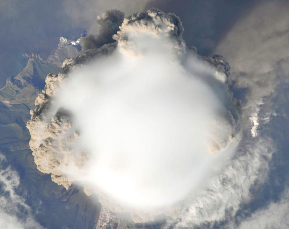 fotos tierra orbita cosmos