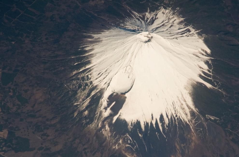 fotos tierra orbita cosmos montaña