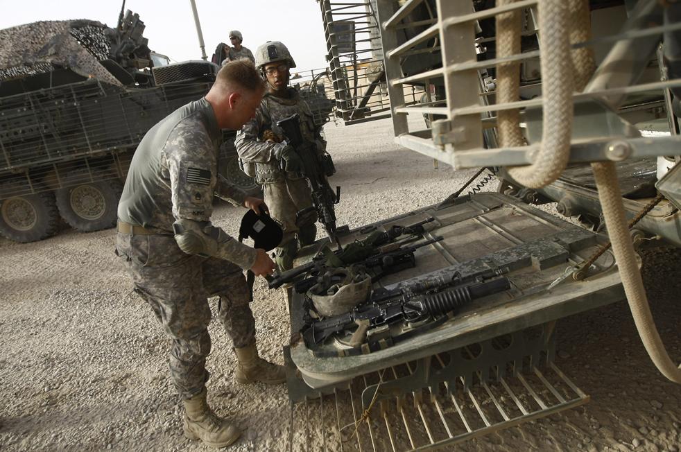 tropas EEUU