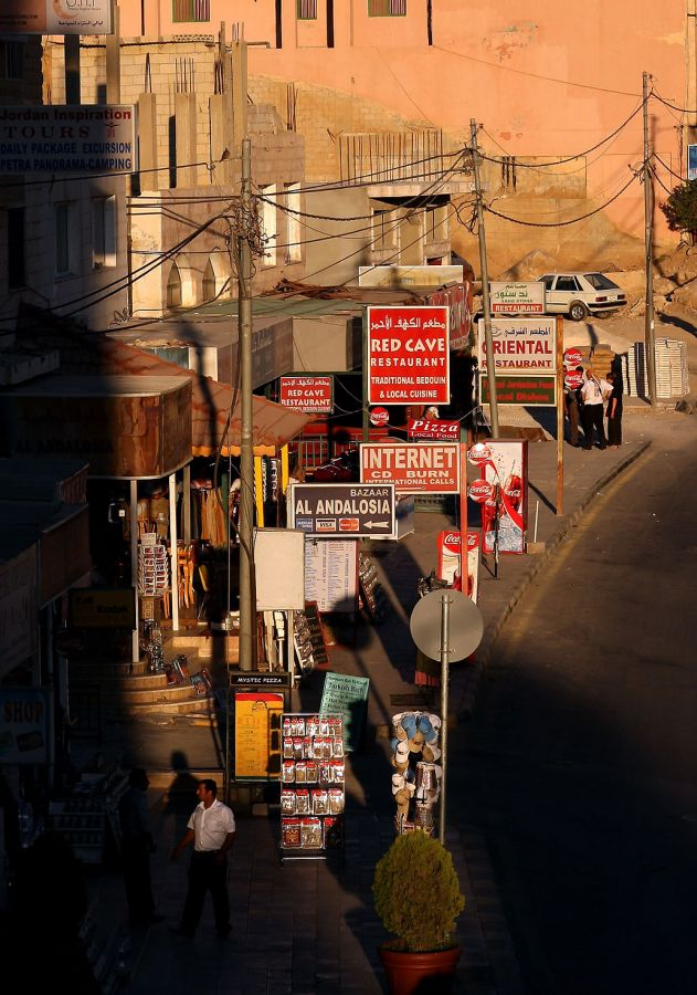 Путешествие по Иордании: Петра