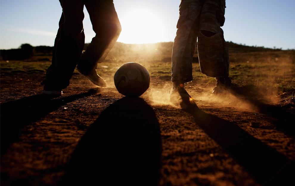 Футбол в Южной Африке