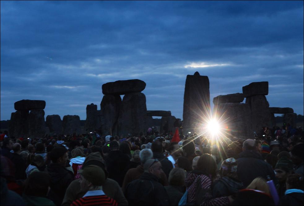 solsticp Летнее солнцестояние