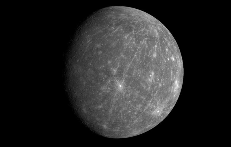 Меркурий и MESSENGER