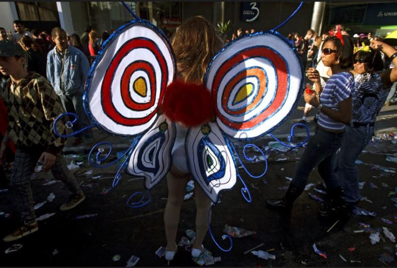 Гей парады в разных уголках мира