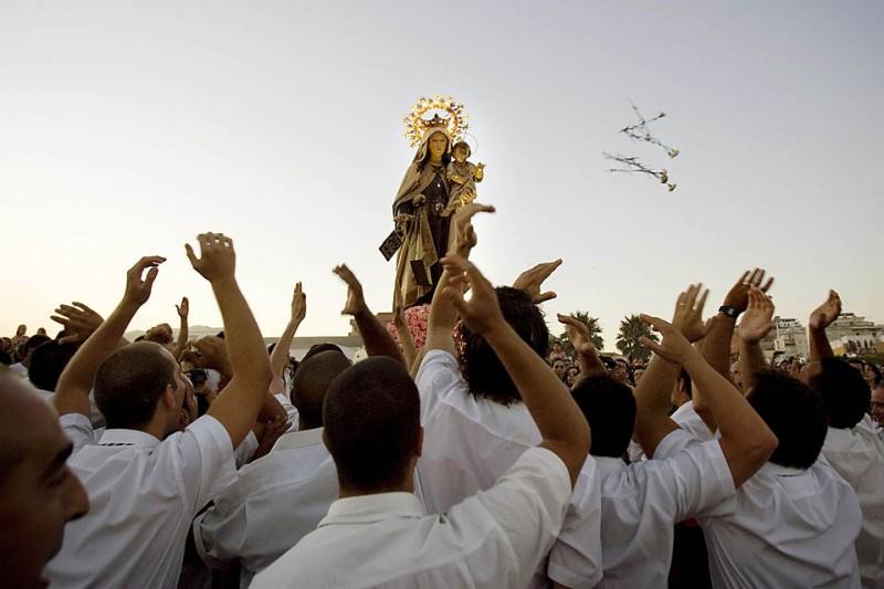 Вознесеньие в Испании изображение с сайта www.HeiHei.ru