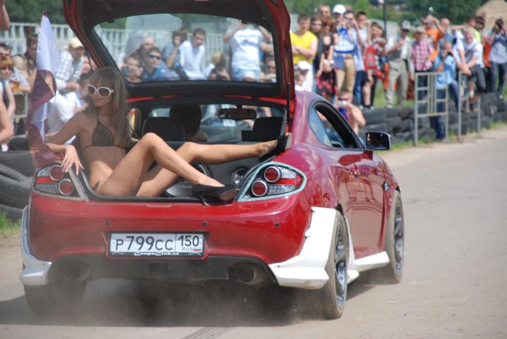 5) Владельцу этого автомобиля позавидовала вся мужская половина АвтоЭкзотики