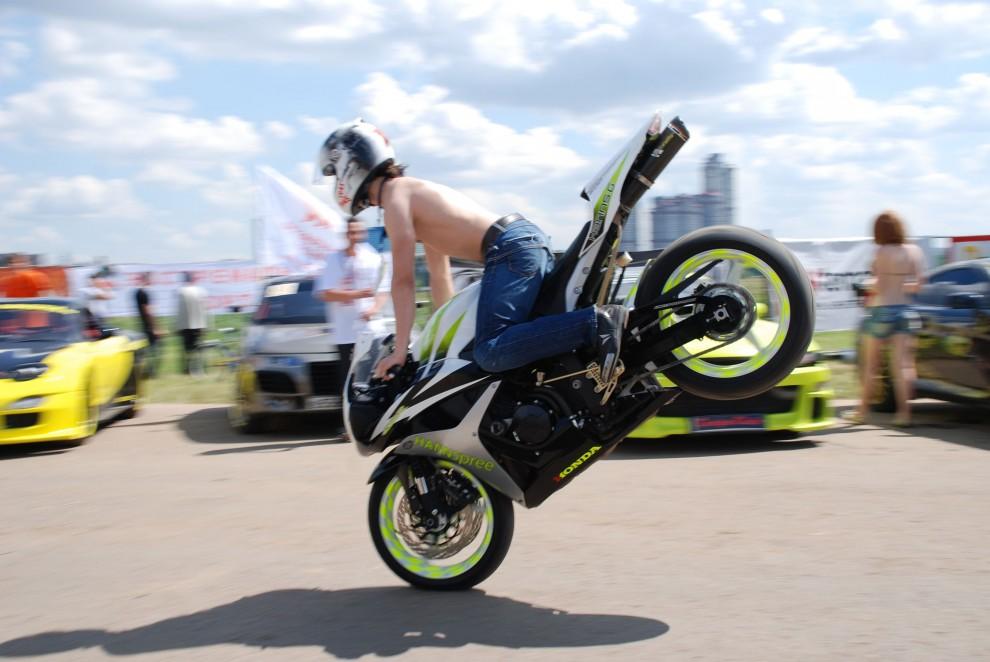 11) Moscow Stunt Crew – в действии