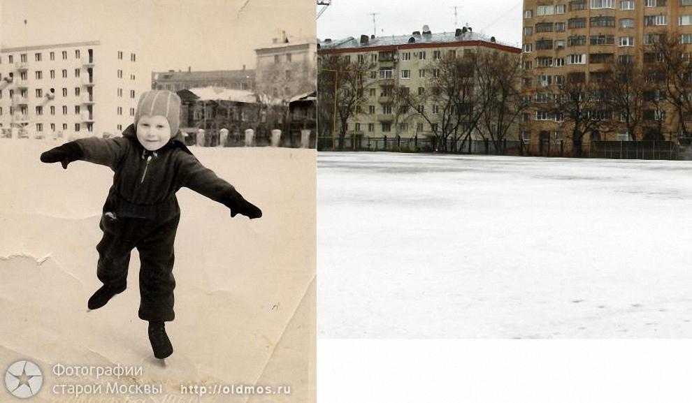 14) Стадион «Машиностроитель». 1960-2008 гг.