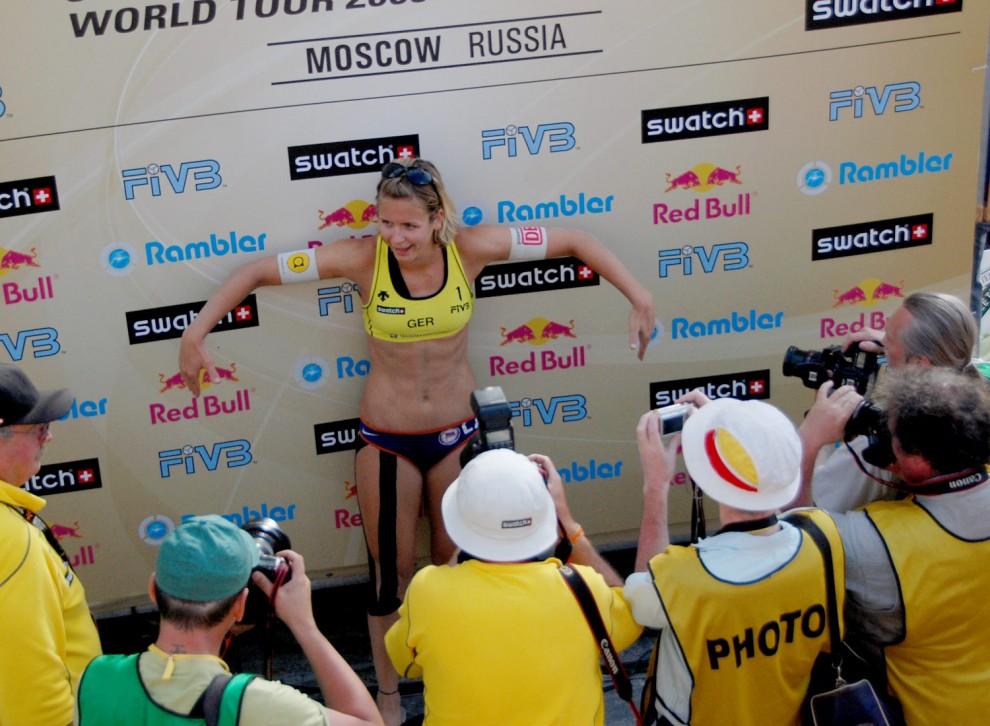 В соревнованиях среди женщин бронзу получили немки.