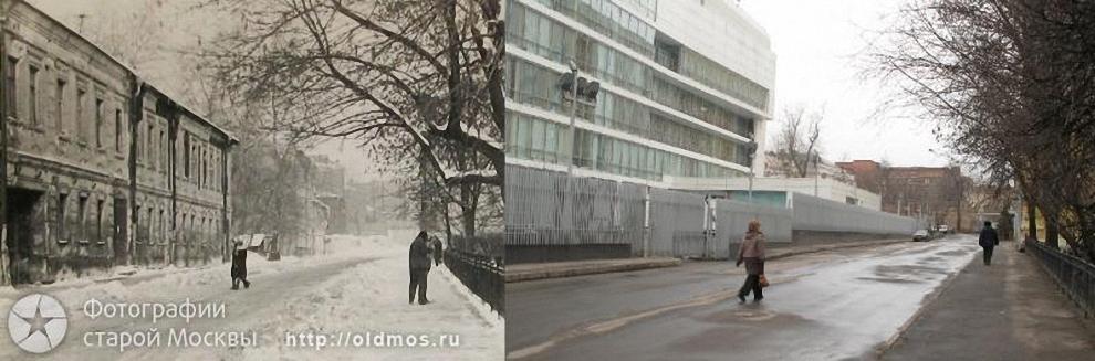 19) Сущёвский тупик. 1974-2008 гг.
