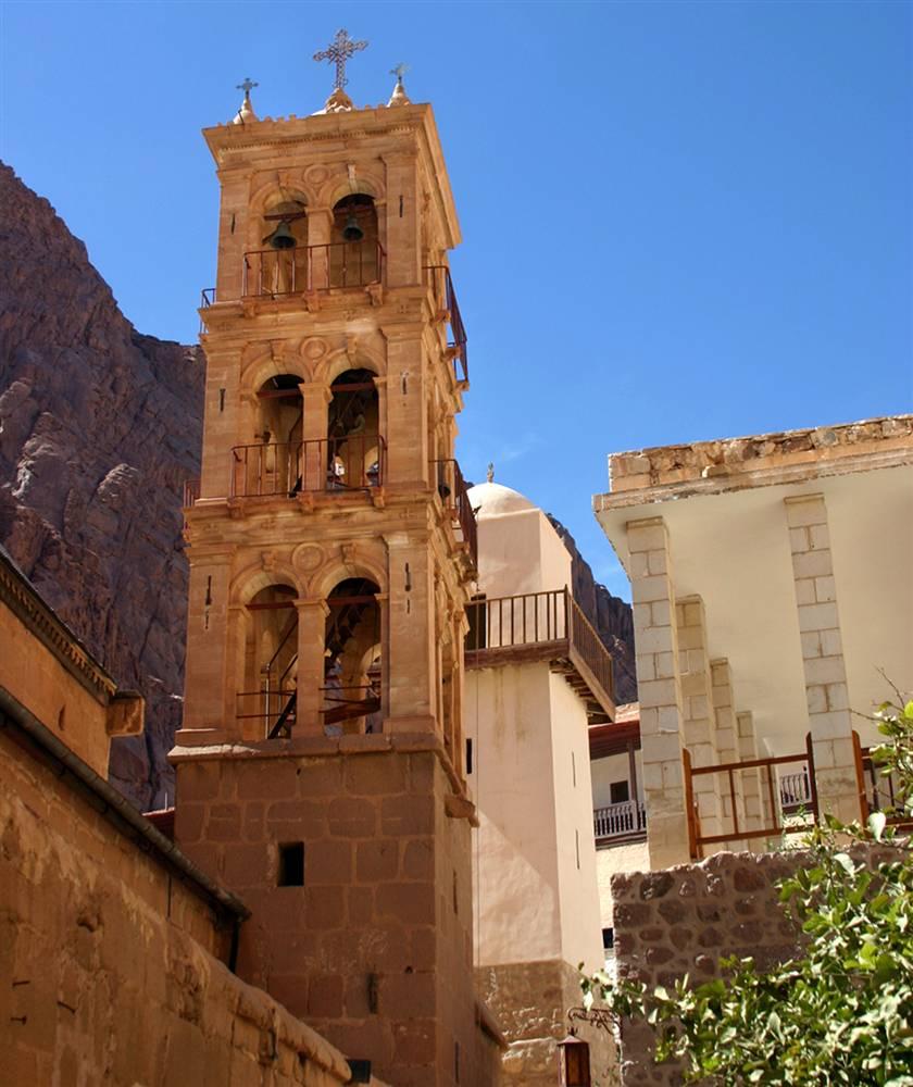19) По данным ЮНЕСКО, монастырь Святой Екатерины является древнейшим действующим христианским монастырем в мире. (Anita Dunham-Potter/Tripso)