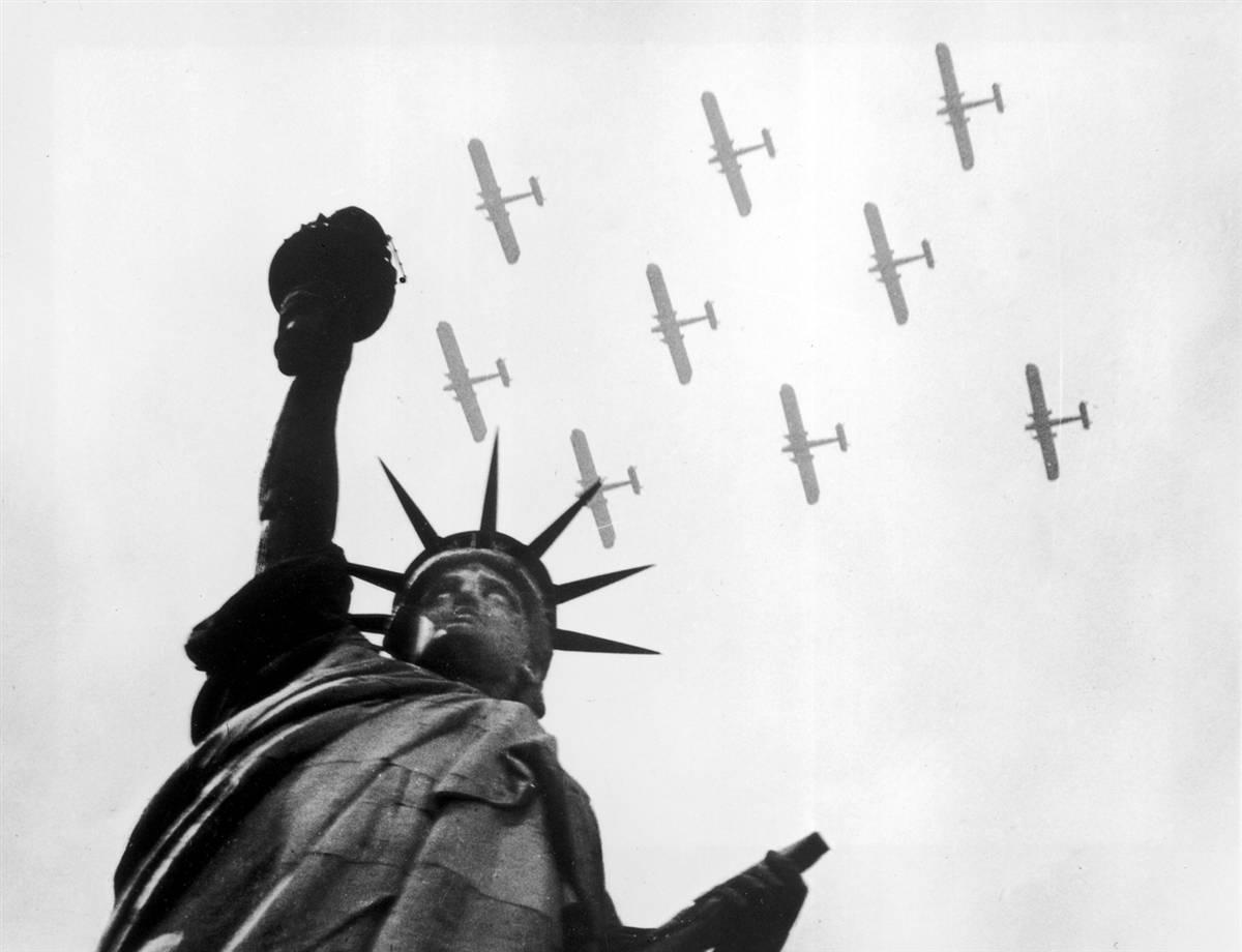 20090708 Статуя Свободы: прошлое и настоящее