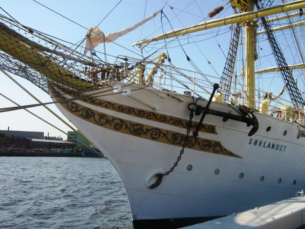 21) SORLANDET находится под протекторатом Ее Королевского Высочества наследной Принцессы Норвегии Метте Марит.