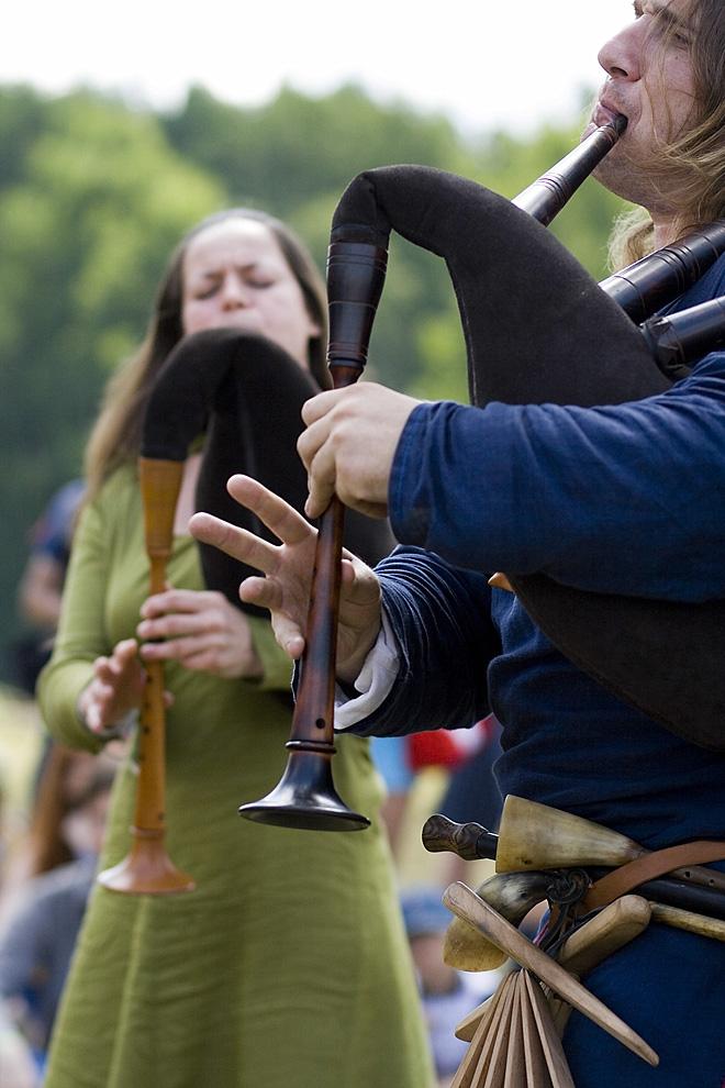 Концерт средневековой музыки