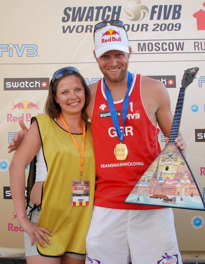Чемпион Мира немец Юлиус Бринк.
