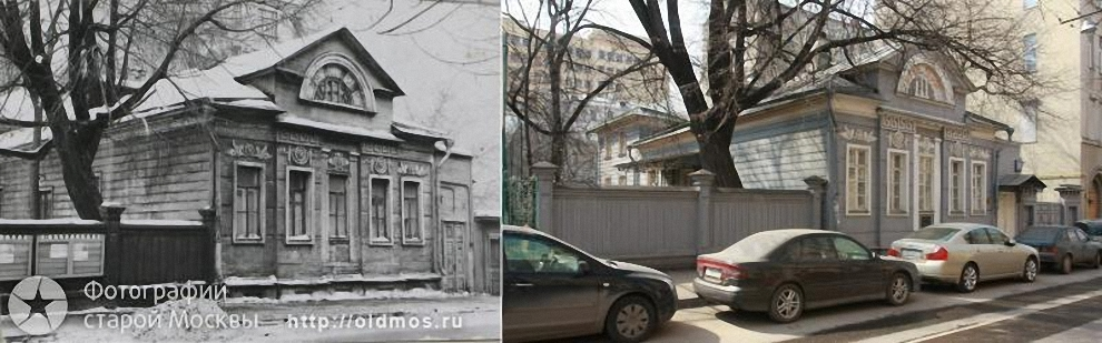 28) Бурденко ул №23 дом Палибина. 1980 год.
