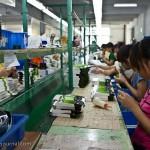 Рабочие на китайских заводах (Часть 1)