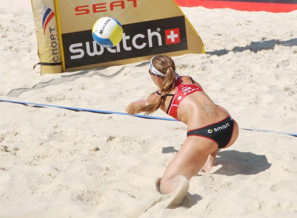 Бразильянки в волейболе тоже жгут!