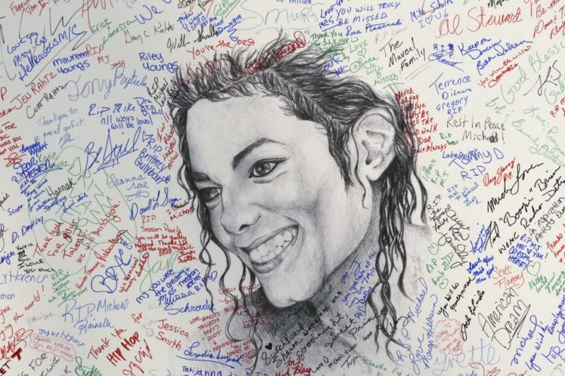 APTOPIX Michael Jackson