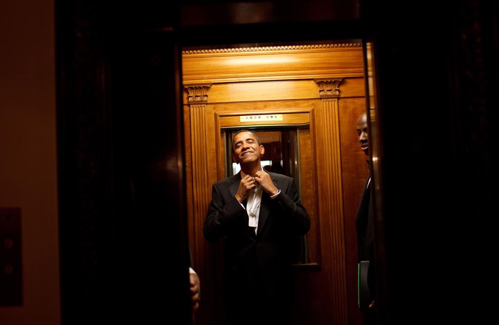 o03 8399 Президент Обама: первые 167 дней на посту