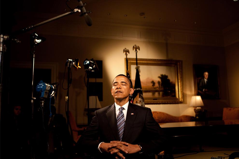 o16 4842 Президент Обама: первые 167 дней на посту