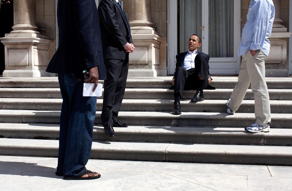 o17 1157 Президент Обама: первые 167 дней на посту