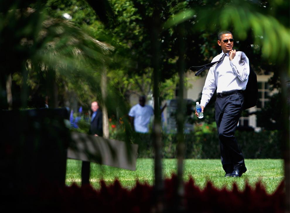 o35 1947 Президент Обама: первые 167 дней на посту