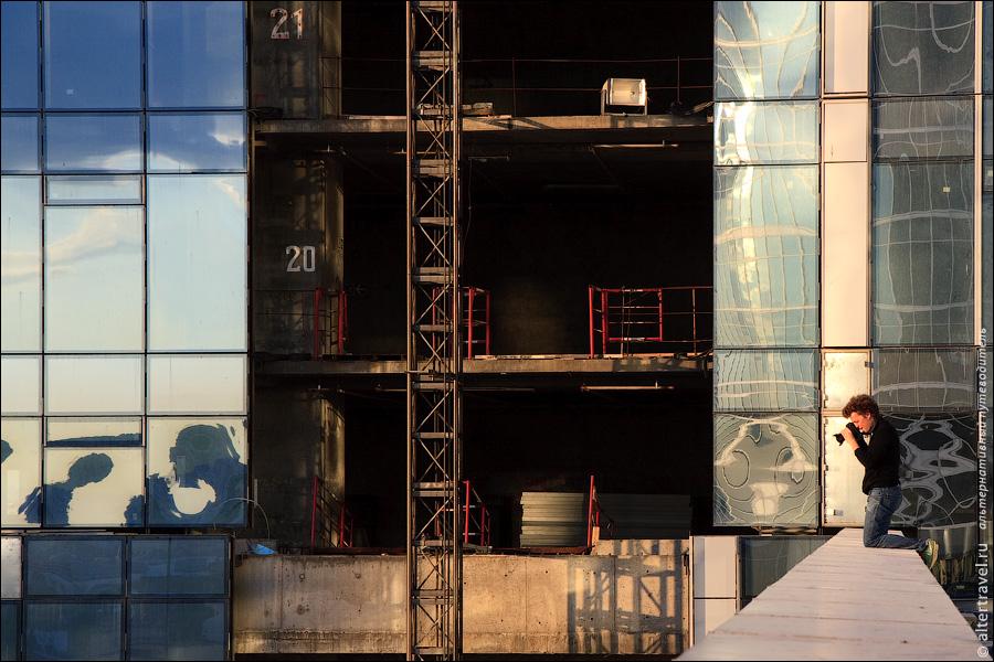 22) Башня Москва, комплекса Город Столиц и жж-юзер zyalt.