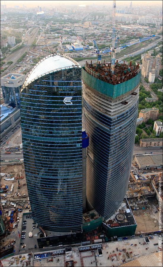 4) Башня Федерация.