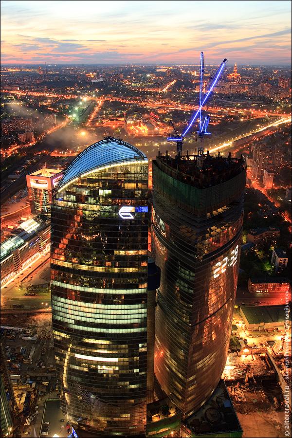 26) Башня Федерация.