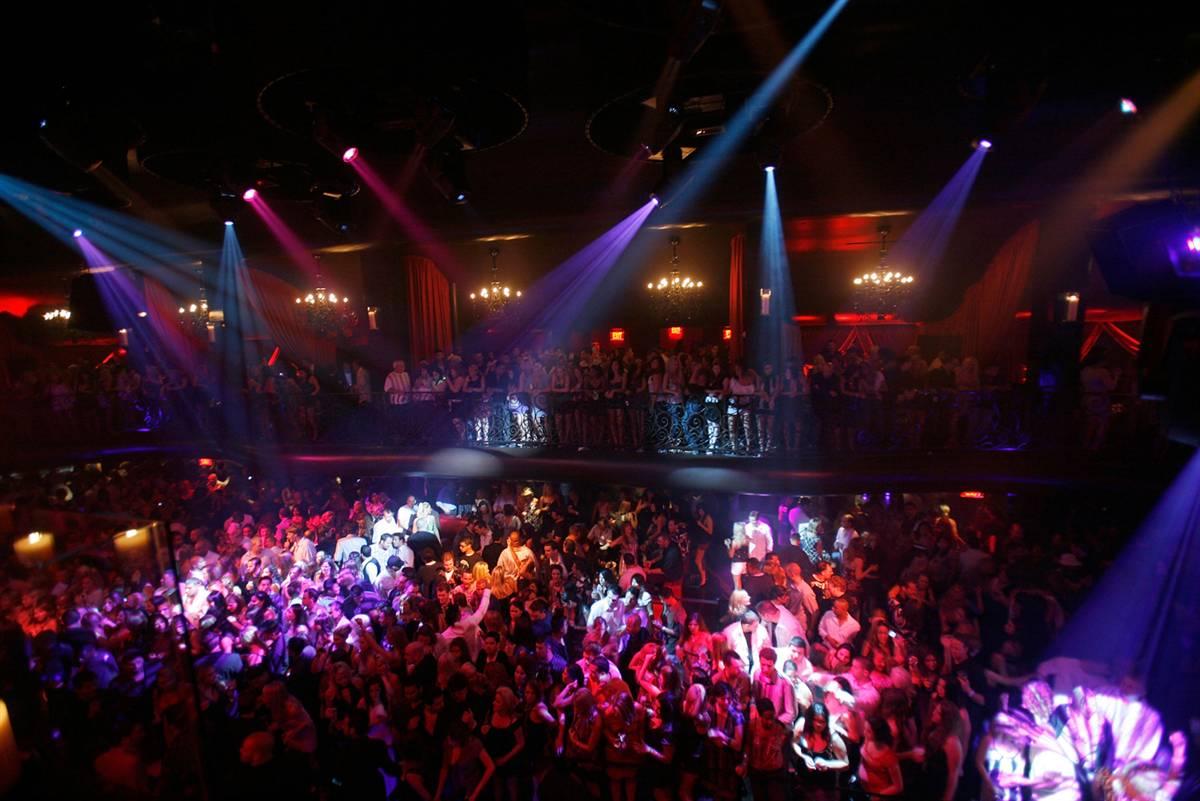 20) Торжественное открытие ночного клуба LAX в Лас-Вегасе в 2007 году. (Chris Weeks/WireImage)