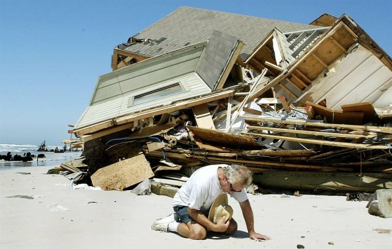 Самые страшные ураганы в истории США
