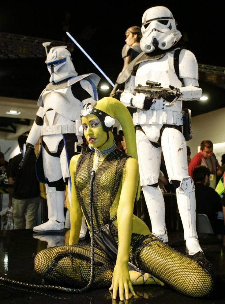 Star wars orgy photos — 13