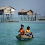 Морские цыгане с острова Борнео