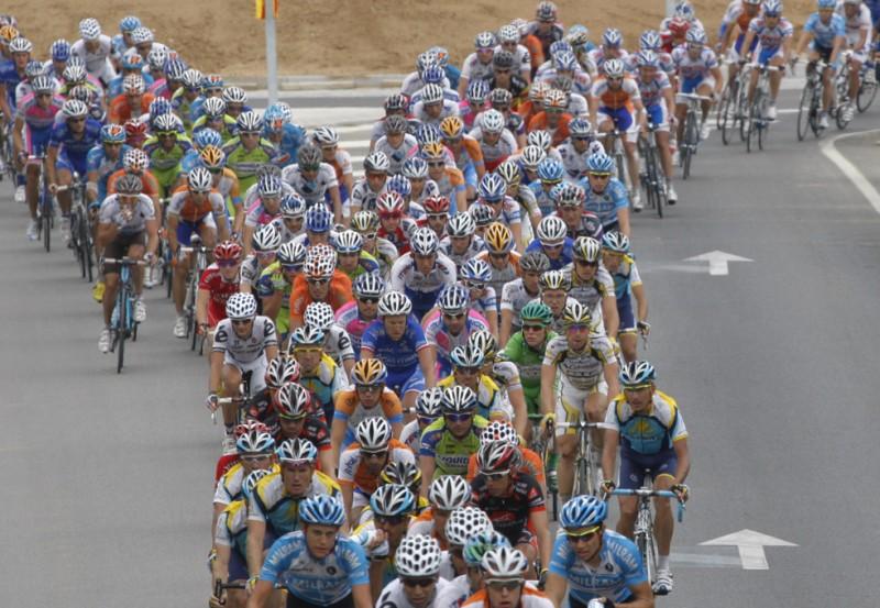 Тур де Франс открыл вторую неделю