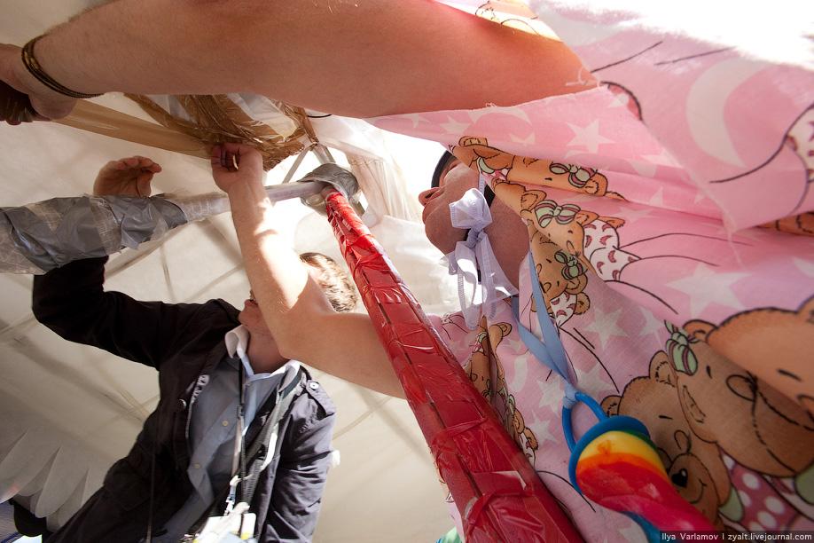 5) Red Bull Flugtag – особый день в году, когда любому по плечу взлететь и ощутить парение.