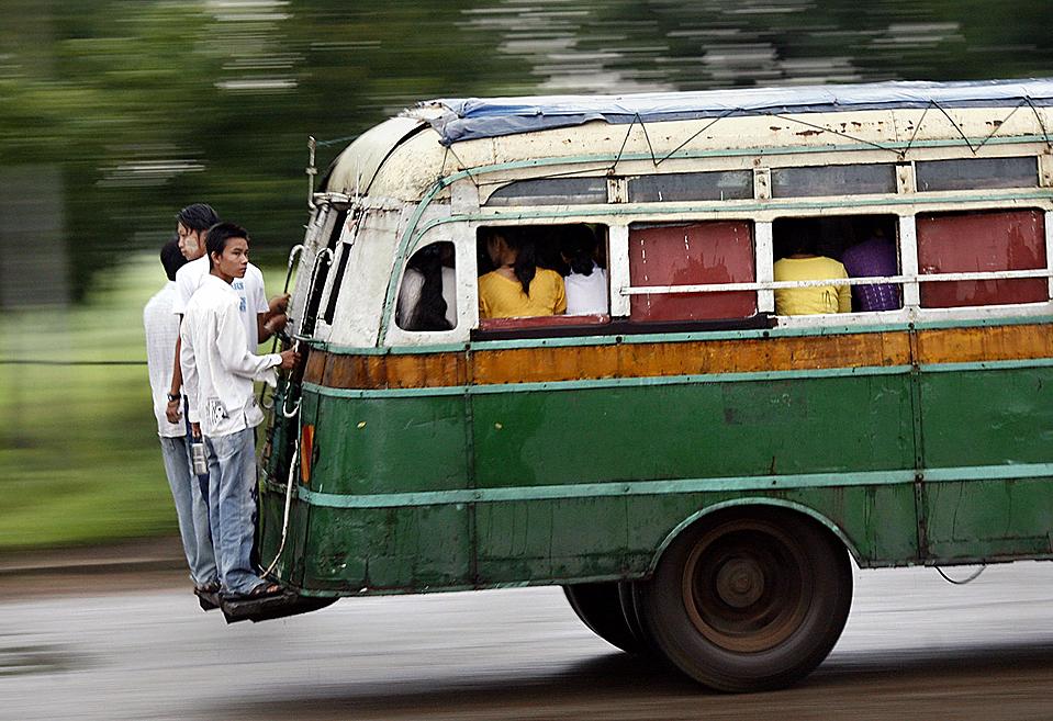 Прикольные картинки автобусы