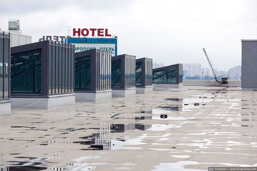 8) Международный аэропорт Шереметьево является генеральным заказчиком строительства Терминала Е.