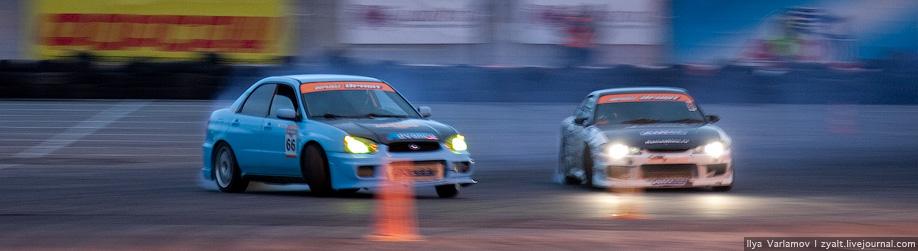 11) Водители старались максимально быстро «проскочить» самые сложные участки.