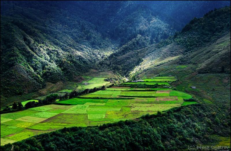Путешествие по Бутану