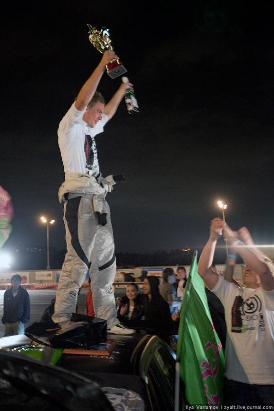 27) Финал Чемпионата «Формула Дрифт 2009»