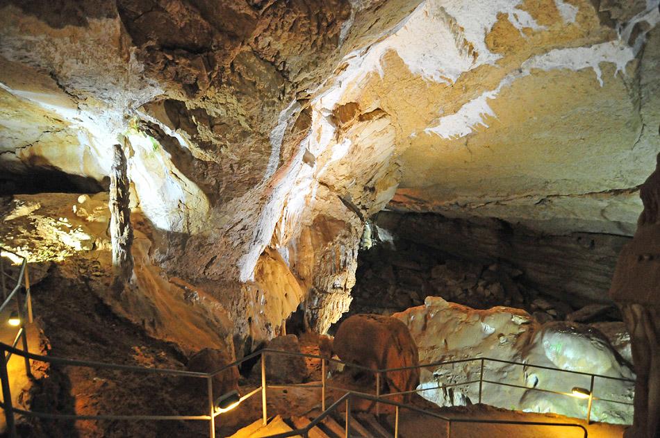 3848738001 89d3f390a8 o1 Мраморная пещера в Крыму