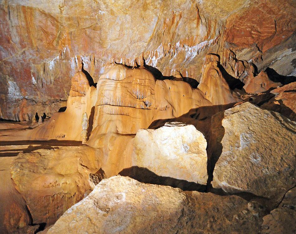 3848740319 7ac734b136 o1 Мраморная пещера в Крыму